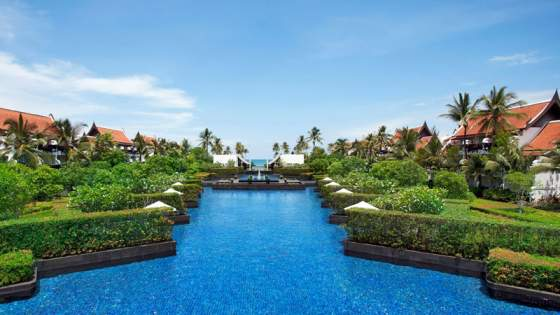 JW Marriot Khao Lak, Thailand TUI