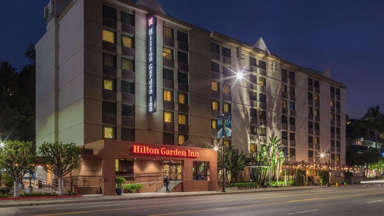 Hilton Garden Inn - Los Angeles Hollywood