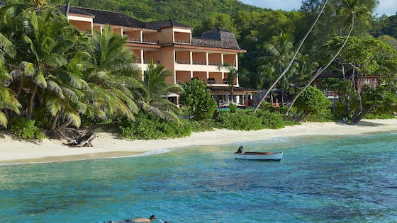 Double Tree by Hilton Seychelles – Allamanda