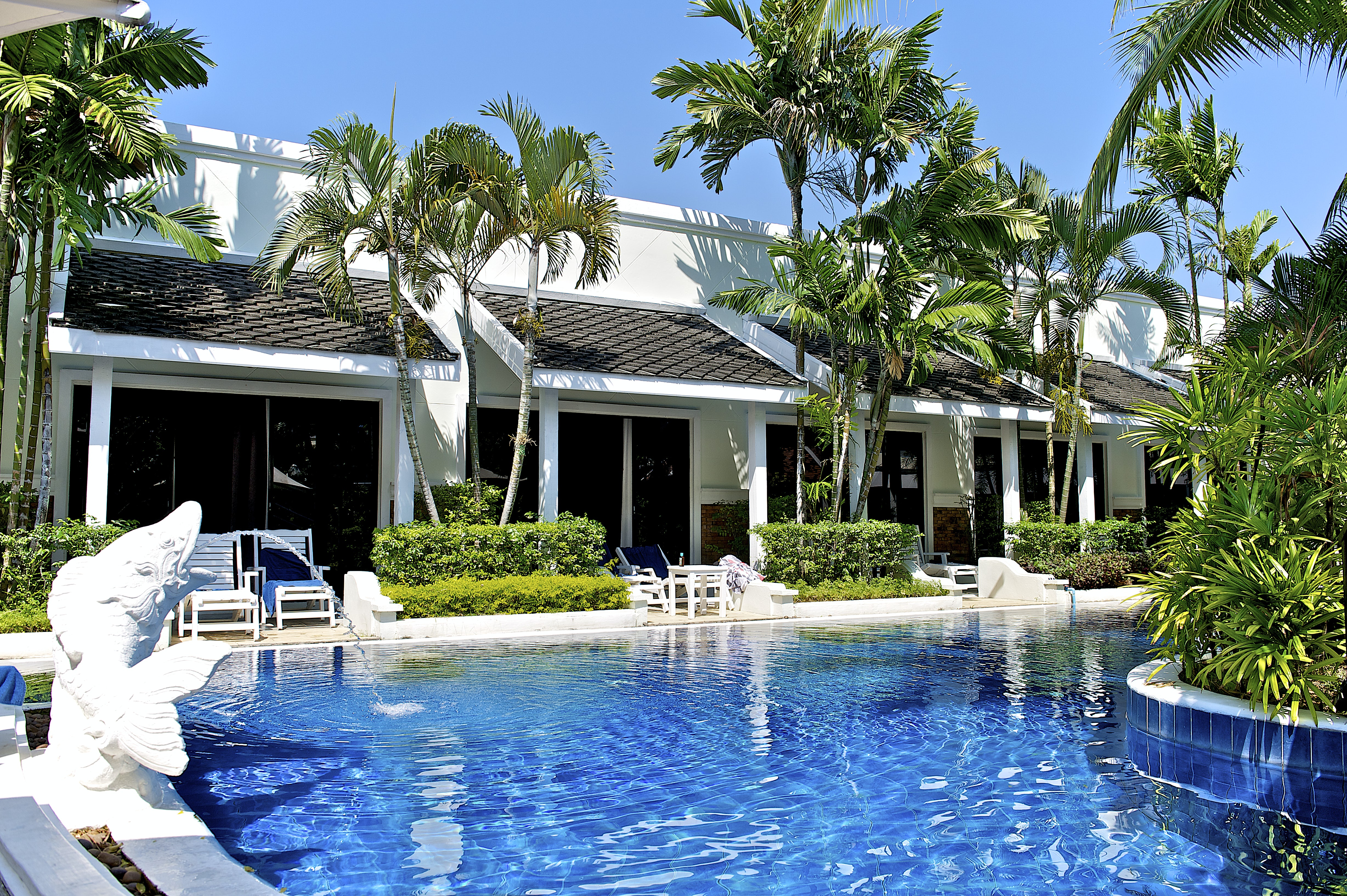 The Access Pool Resort & Spa