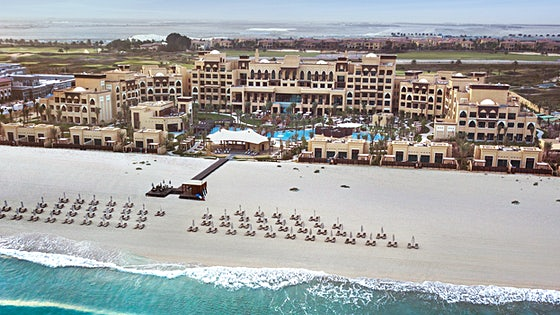 Saadiay Rotana Resort and Villas